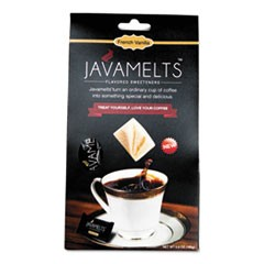 Sweeteners, 0.34 oz Box, French Vanilla, 24 Cubes/Box