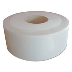 "1Jumbo Roll Tissue, Septic Safe, 2-Ply, Natural, 3.3"" x 1000 ft, 12 Roll/Carton"