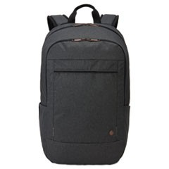 "Era 15.6"" Laptop Backpack, 9.1"" x 11"" x 16.9"", Gray"