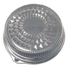 "Dome Lids for 12"" Cater Trays, 50/Carton"