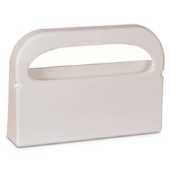 "Toilet Seat Cover Dispenser, 16"" x 3"" x 11 1/2"", White, 12/Carton"