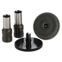1Replacement Punch Kit for High Capacity Two-Hole Punch, 9/32 Diameter