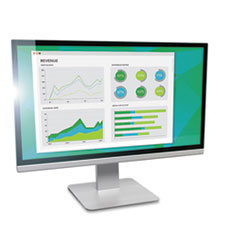 "Antiglare Frameless Monitor Filters for 24"" Widescreen LCD, 16:10 Aspect Ratio"