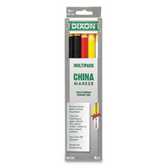 China Marker, Assorted, 12/Set