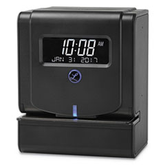 1Heavy-Duty Thermal Time Clock, Charcoal