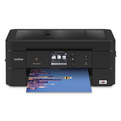 MFCJ895DW Wireless Color Inkjet All-in-One Printer with Mobile Device Printing, NFC, Cloud Printing & Scanning