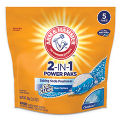 Toss N Done Power Paks, Clean Burst Scent, Pouch, 8/Carton