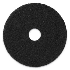 "Stripping Pads, 19"" Diameter, Black, 5/CT"