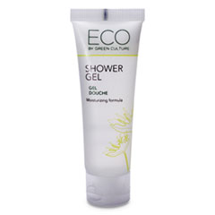 Shower Gel, Clean Scent, 30mL, 288/Carton