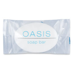 Soap Bar, Clean Scent, 0.35 oz, 1000/Carton
