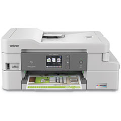 MFCJ995DW INKvestment Tank Color Inkjet All-in-One Printer with Up to 1-Year of Ink In-Box
