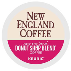 Donut Shop Blend K-Cup Pods, 24/Box