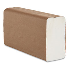 "Harmony Pro Towels, 9.25"" x 9.50"", White, 4000/Carton"