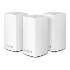 VELOP AC3900 Whole Home Mesh WiFi Dual Band, 1 Port, 2.4GHz/5GHz