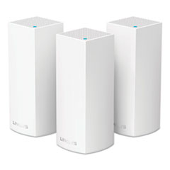 Velop Whole Home Mesh Wi-Fi System, 1 Port, 2.4GHz/5GHz