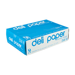 "Interfolded Deli Sheets, 8"" x 10 3/4"", 500 Sheets/Box, 12 Boxes/Carton"