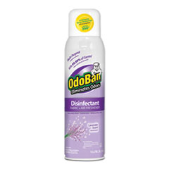 Odor Eliminator and Disinfectant, Lavender, 14.6 oz