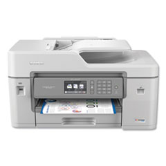 MFCJ6545DW INKvestment Tank Color Inkjet All-in-One Printer with Up to 1-Year of Ink In-Box