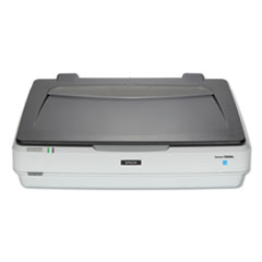 "Expression 12000XL Graphic Arts Scanner, Scan Up to 12.2"" x 17.2"", 2400 dpi Optical Resolution"
