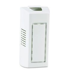 Gel Air Freshener Dispenser Cabinets, 4w x 3 3/8d x 8 2/5h, White