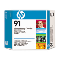 HP 91, (C9518A) Designjet Maintenance Cartridge