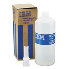 Fuser Oil for IBM Infoprint 3900, 4000
