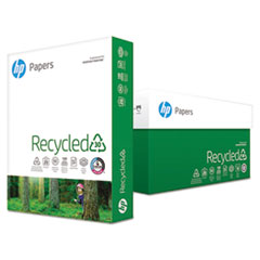 Recycle30 Paper, 92 Bright, 20lb, 8-1/2 x 11, White, 500/RM, 10 RM/CT