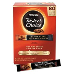 Taster's Choice Stick Pack, Premium Choice, 80/Box