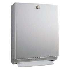 "1ClassicSeries Surface-Mounted Paper Towel Dispenser, 10 13/16""x3 15/16""x14 1/16"""
