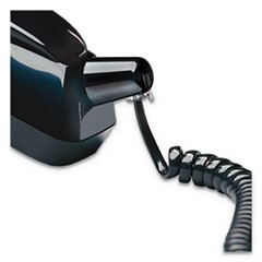 Twisstop Rotating Phone Cord Detangler, Black