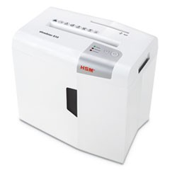 shredstar S10 Strip-Cut Shredder, Shreds up to 10 Sheets, 4.8-Gallon Capacity