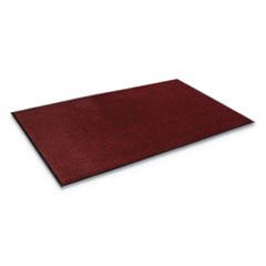 Dust-Star Microfiber Wiper Mat, 36 x 60, Red
