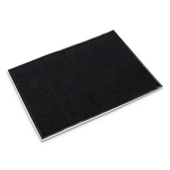 Jasper Indoor/Outdoor Scraper Mat, 36 x 60, Black