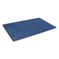 Rely-On Olefin Indoor Wiper Mat, 36 x 60, Marlin Blue
