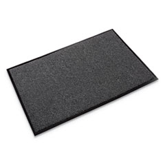 Rely-On Olefin Indoor Wiper Mat, 36 x 48, Charcoal