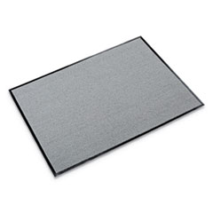 Jasper Indoor/Outdoor Scraper Mat, 36 x 60, Gray