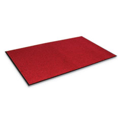 Rely-On Olefin Indoor Wiper Mat, 36 x 60, Red/Black