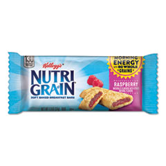 Nutri-Grain Cereal Bars, Raspberry, Indv Wrapped 1.3oz Bar, 16/Box