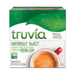 Natural Sugar Substitute, 140 Packets/Box