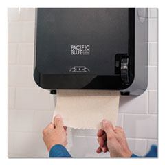 1Pacific Blue Ultra Paper Towel Dispenser, Manual, 12.9 x 9 x 16.8, Black