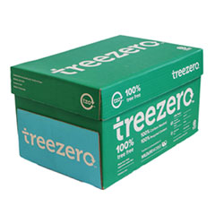 Tree-Free Copy Paper, 20-lb., 8 1/2 x 11, 5000 Sheets/Carton