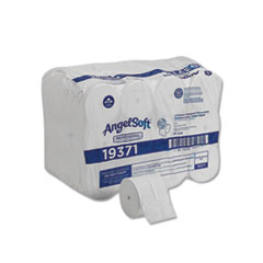 Compact Coreless Bath Tissue, Septic Safe, 2-Ply, White, 750 Sheets/Roll, 36/Carton