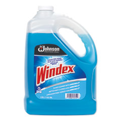 Glass Cleaner with Ammonia-D, 1gal Bottle, 4/Carton