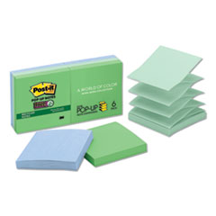 NOTE,PD,SPRSK,3X3,6PK,AST