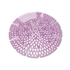 Pearl 3D Urinal Screen, 0.125 oz, Lavender Lace Scent, 10/Box