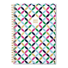 Blair Geo Academic Customizable Planner, 8 1/2 x 5 1/2, Blair Geo, 2019-2020