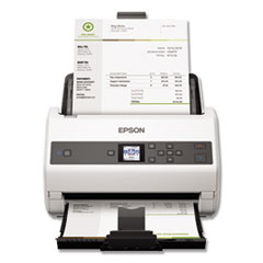 DS-870 Color Workgroup Document Scanner, 600 dpi Optical Resolution, 100-Sheet Duplex Auto Document Feeder