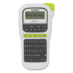 PTH110 Easy, Portable Label Maker