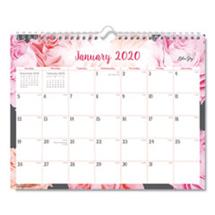 Joselyn Wall Calendar, 11 x 8 3/4, 2020