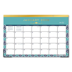 Sullana Desk Pad, 17 x 11, 2020